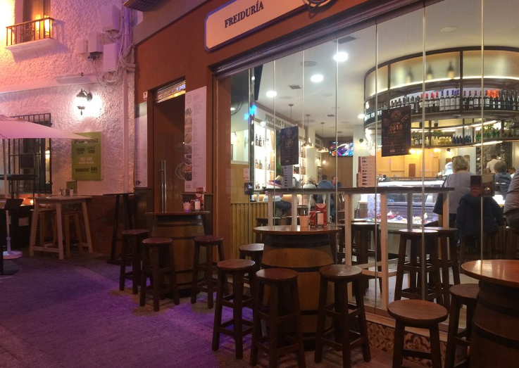 Tapas Bar Redondo Nerja